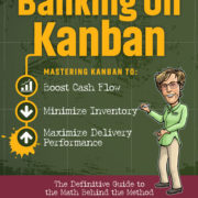 Banking on Kanban - Front Cover